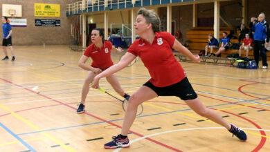 Photo of Nederlaag Zeemacht badmintonners
